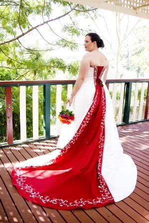 wedding dress, marriage, Alfred Angelo, gorgeous, gerberas