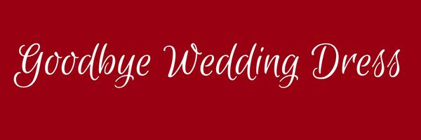 wedding dress, farewell, marriage, charity